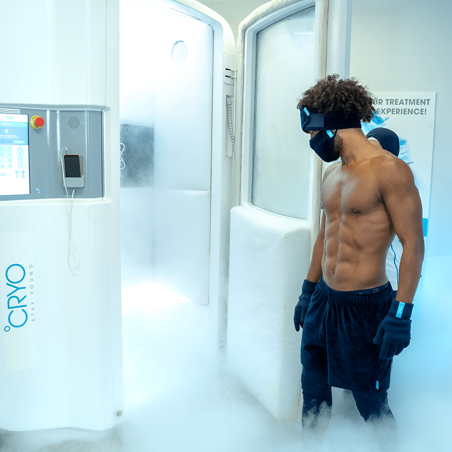 cryo arctic whole body cryo chamber